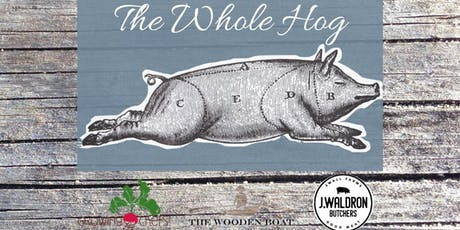 The Whole Hog - Guest Chef Thompson Tran tickets