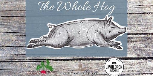 The Whole Hog - Guest Chef Thompson Tran