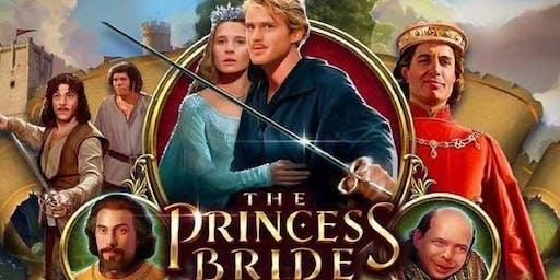 Princess Bride Make Up Movie (6th-12th grade)
