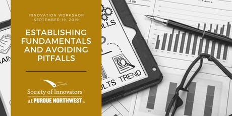 Innovation Workshop: Establishing Fundamentals and Avoiding Pitfalls tickets