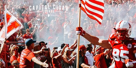 Nebraska Football Tailgate at Capital Cigar Lounge tickets