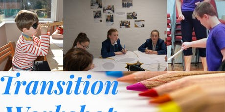 Children's Transition workshop for confidence tickets