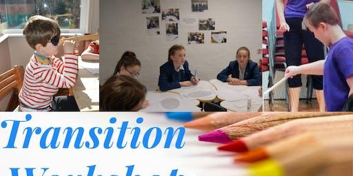 Children's Transition workshop for confidence