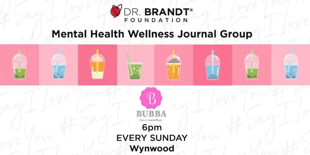 Mental Health Wellness Journal Group Tickets, Sun, Aug 18, 2019 at 6