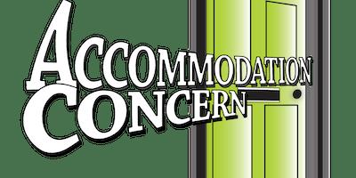 AGM _ Accommodation Concern