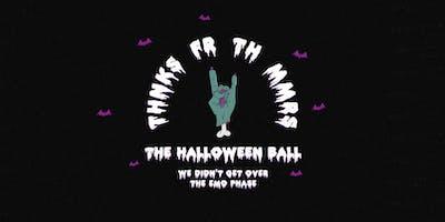 THNKS FR TH MMRS; Gloucester, The Halloween Ball!