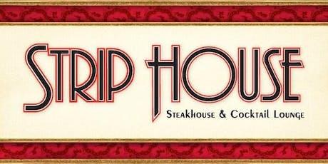 Staglin Wine Dinner - Strip House Speakeasy tickets
