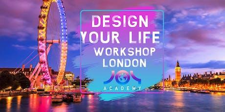 Design Your Best Life Workshop London tickets