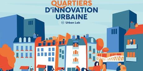 Quartier d'Innovation Urbaine Chapelle-S : annonce des lauréats billets
