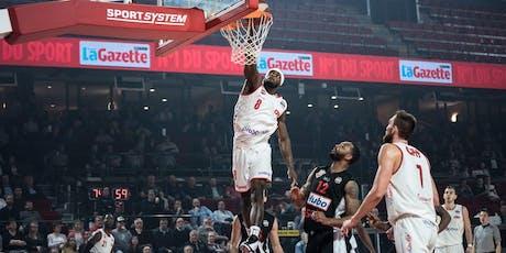 EuroMillions Basketball League: Spirou Charleroi - Hubo Limburg United tickets