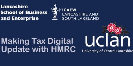 Making Tax Digital Update with HMRC tickets