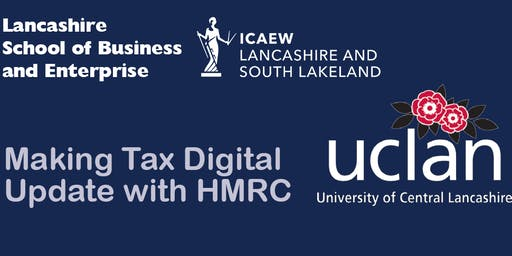 Making Tax Digital Update with HMRC