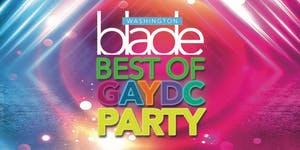2019 Washington Blade Best of Gay DC Party