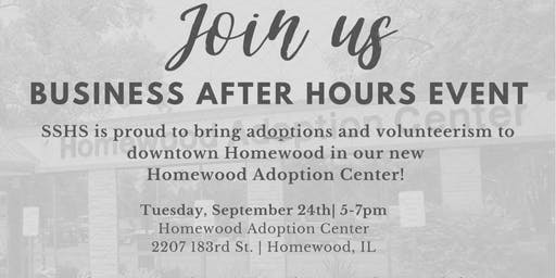 Business After Hours with South Suburban Humane Society