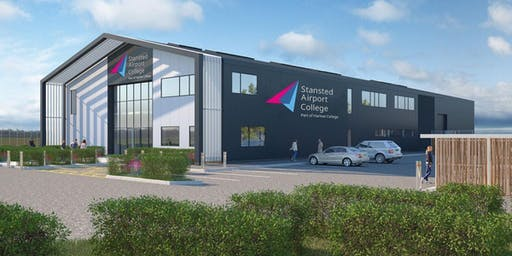 Open Event at Stansted Airport College