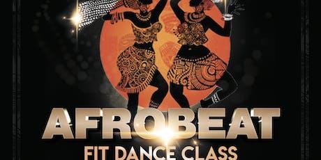 Afrobeat Dance  tickets