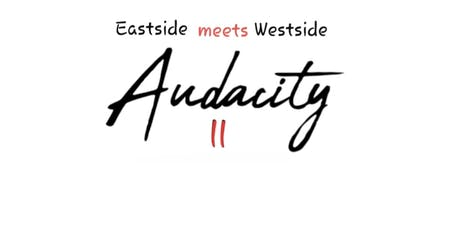 AUDACITY 2 (East meets West) (West meets East) tickets