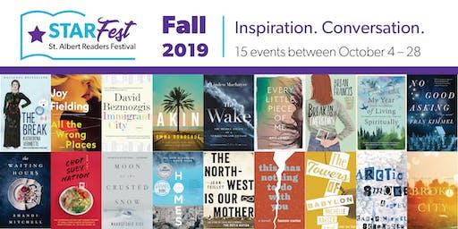 STARFest: St. Albert Readers Festival (2019)