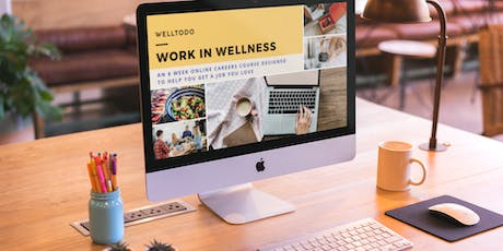 Work in Wellness: Live Q&A with Industry Experts tickets