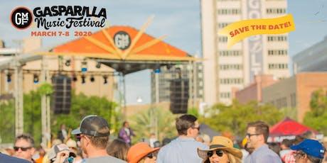 Gasparilla Music Festival 2020 tickets