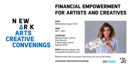 Financial Empowerment for Artists and Creatives tickets