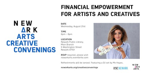 Financial Empowerment for Artists and Creatives