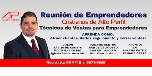 Reunión de Emprendedores Cristianos de Alto Perfil