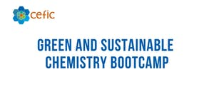 Green and Sustainable Chemistry Bootcamp with John Warn...