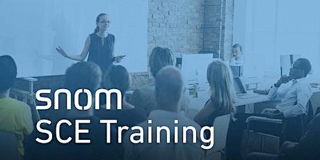 Snom SCE Training, Oberderdingen, D Tickets