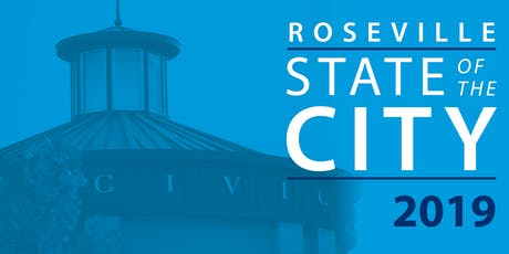 City of Roseville State of the City address tickets