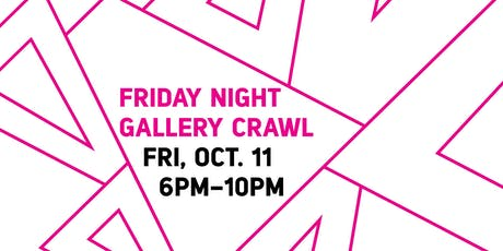 Friday Night Gallery Crawl tickets