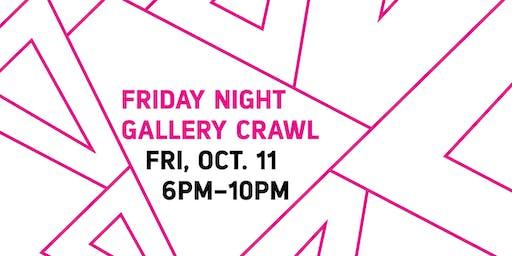 Friday Night Gallery Crawl