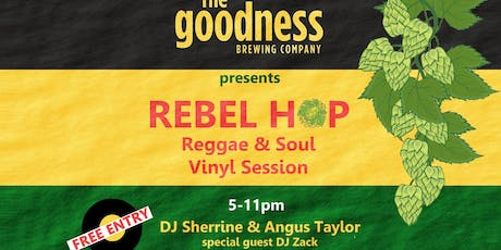 Rebel Hop - September Hop (FREE EVENT) tickets