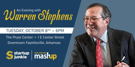 An Evening with Warren Stephens