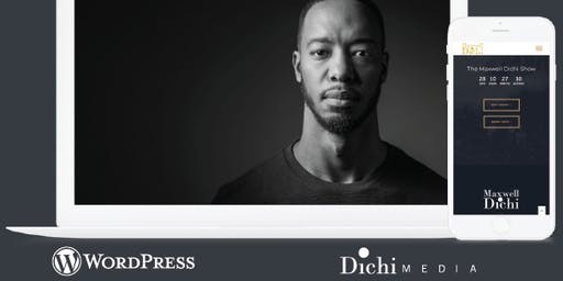Personal Branding by Maxwell Dichi (Wordpress)