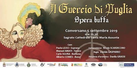 Il Guercio di Puglia - Servizio Prenotazione Posto biglietti