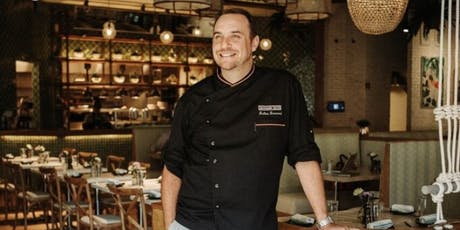 Dinner by Chef Julien Gremaud from Avocado Grill tickets