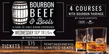 Bourbon Beef & Boots tickets