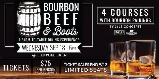Bourbon Beef & Boots
