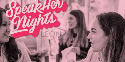 Speakher Nights León Vol. XI