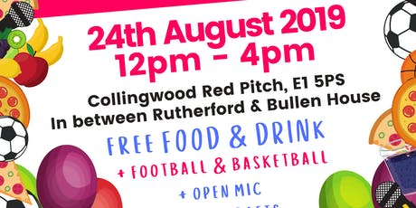 Collingwood Fun Day tickets