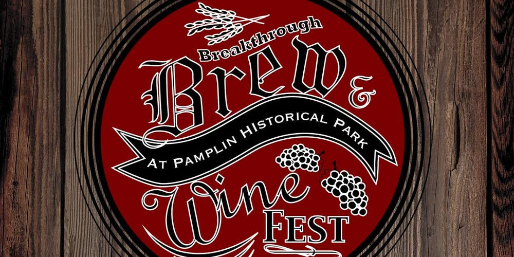 Breakthrough Brew and Wine Festival Tickets, Sat, Oct 5