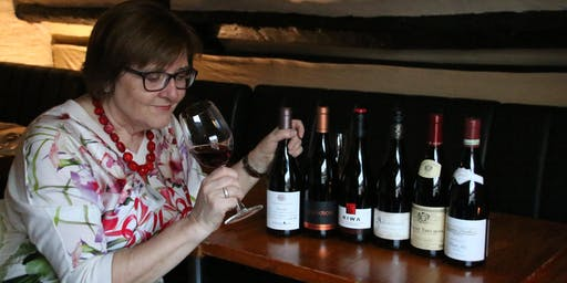 Californian Wine Tasting with Christine Austin