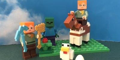 Einmaliger Workshop: Minecraft Stop Motion
