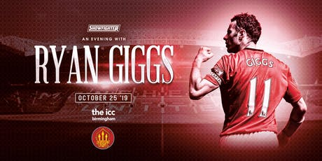 An Evening With Ryan Giggs tickets