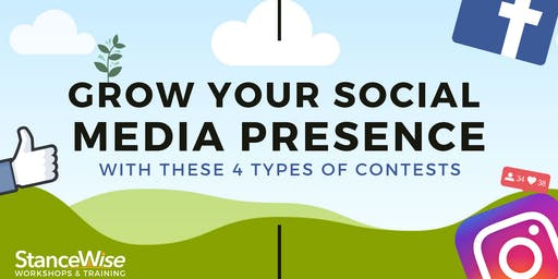 Grow Your Social Media Presence With 4 Types of Contests!