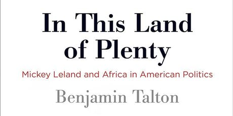 Book Talk with Ben Talton and  Ta-Nehisi Coates tickets