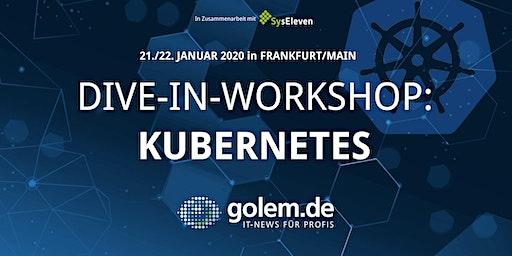 Dive-in-Workshop: Kubernetes, Frankfurt 2020