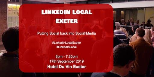 LinkedInLocal Exeter Hotel Du Vin