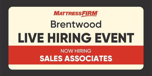 Brentwood - On-the-Spot Interviews